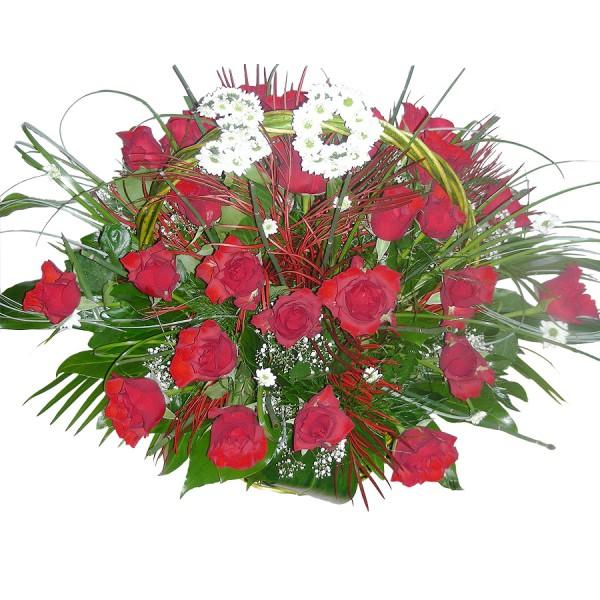 Kosz Kwiatowy 002