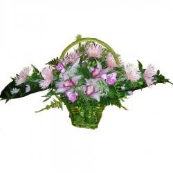 Kosz Kwiatowy 003