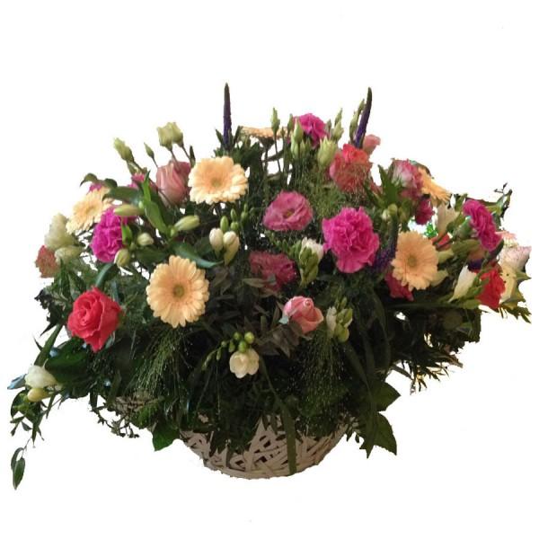 Kosz kwiatowy 34