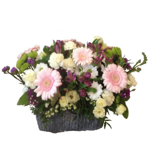 Kosz kwiatowy 35