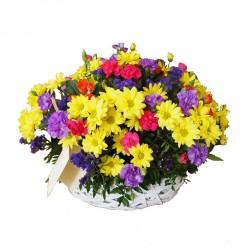 Kosz Kwiatowy 28