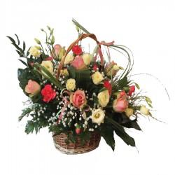 Kosz Kwiatowy 27