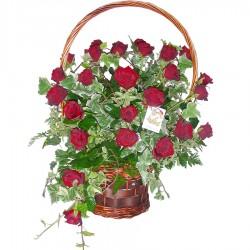 Kosz Kwiatowy 001