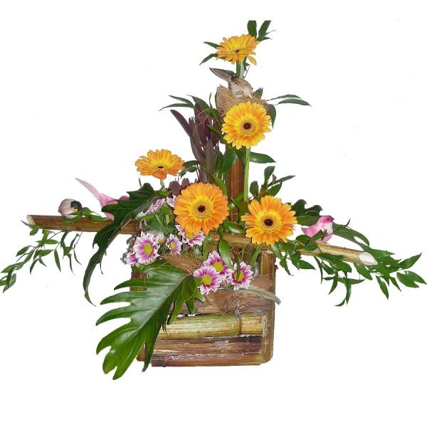 Kompozycja kwiatowa 006